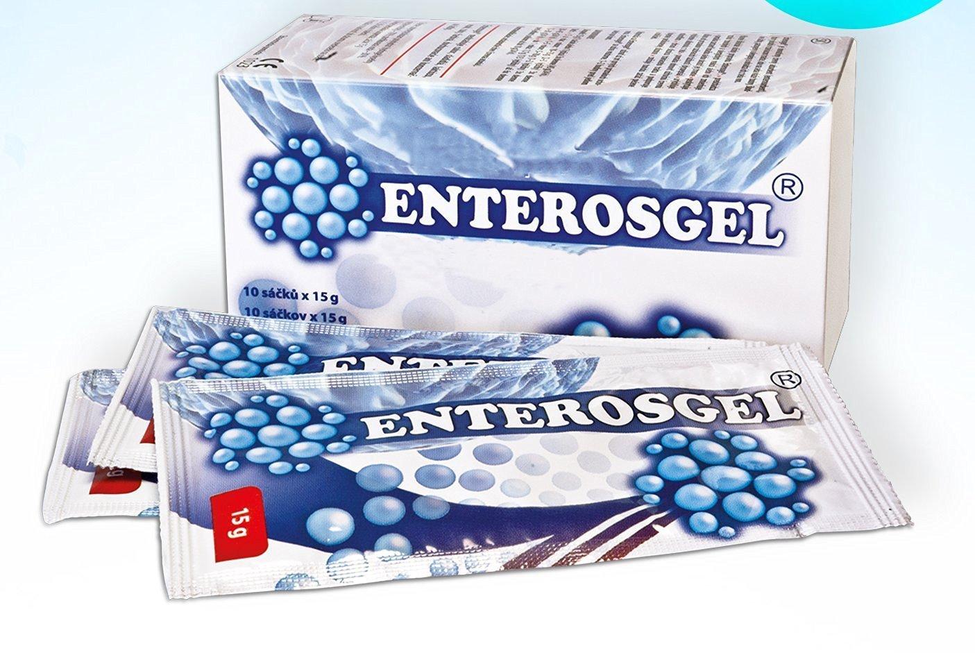 Enterosgel detoxifying preparation: instructions for use 69