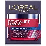 L'Oreal Paris Revitalift Laser X3 Night Cream, 50ml