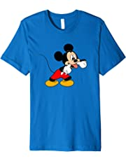 Disney Mickey Mouse Silly Face T-Shirt