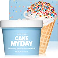 I DEW CARE Cake My Day Hydrating Sprinkle Wash-Off Facial Mask | Korean Skin Care...
