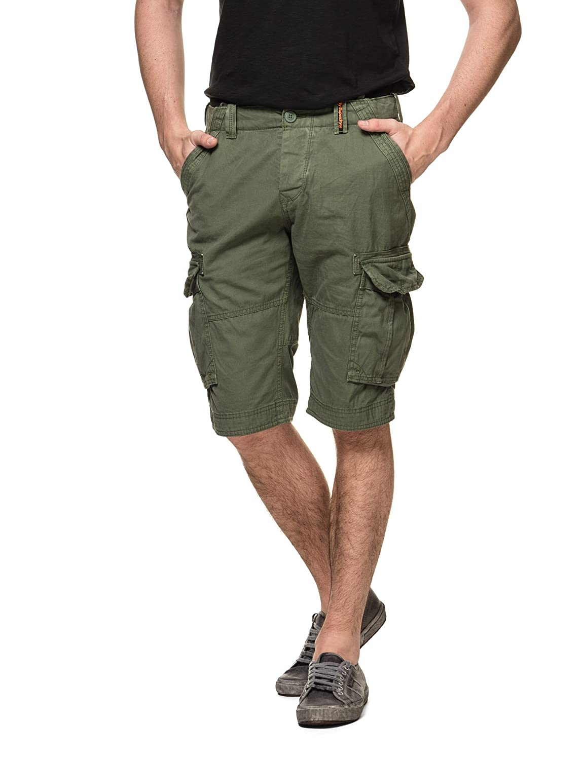 SUPERDRY Herren Core Cargo Lite Short,