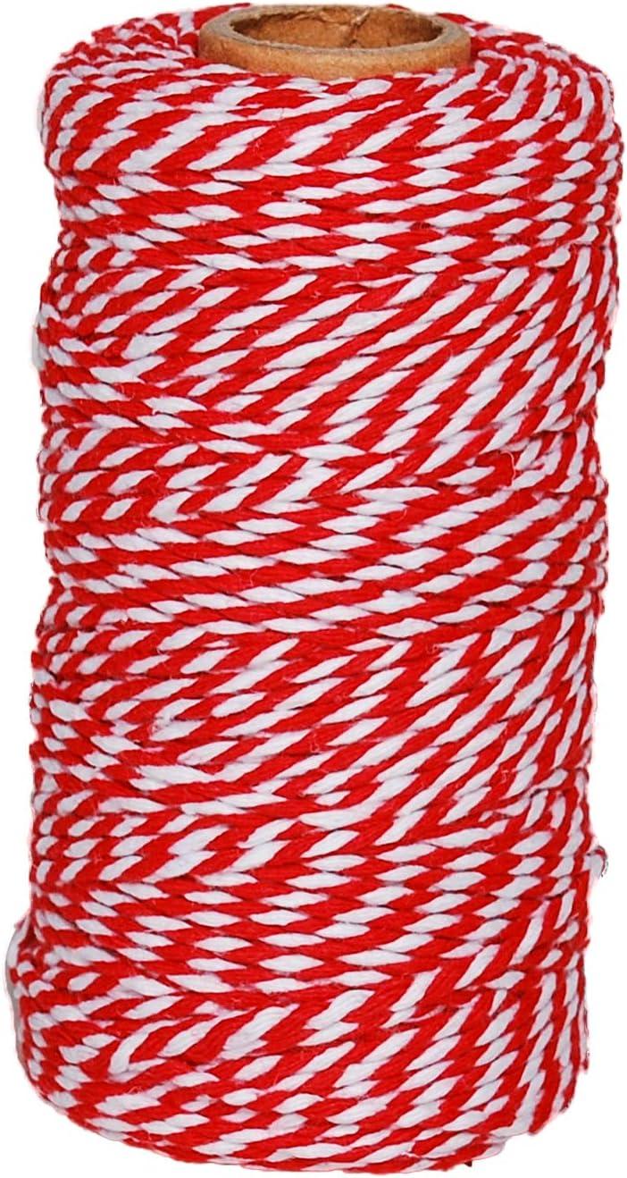 OxoxO 100PCS Christmas Tree Shape Kraft Tags Tags Decorating Christmas Tree Handmade Work Jute Twine Cotton Rope