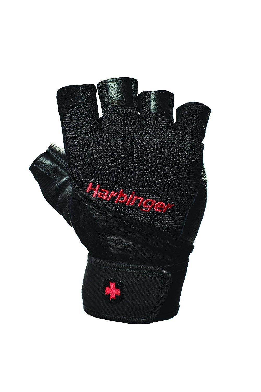 Harbinger Pro WristWrap Gloves, XX- Large