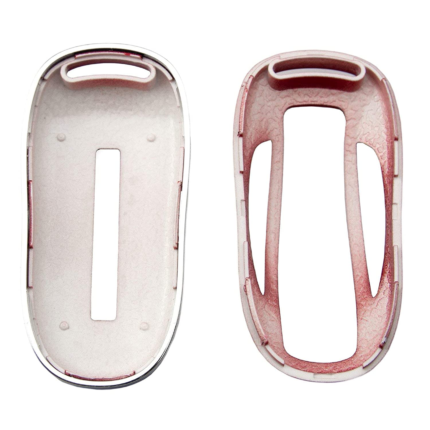Xotic Tech Glossy Red Key FOB Cover Hard Shell Case for Tesla Model X Keyless Remote Xotic Tech Direct