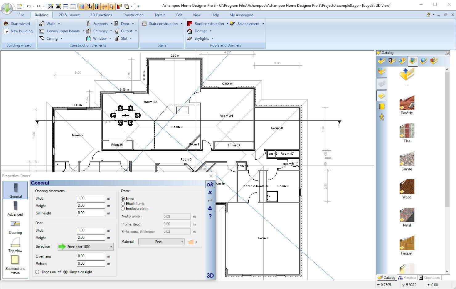 Ashampoo Home Designer Pro 3 [Download]: Amazon.co.uk: on nero cover designer, pepakura designer, home and in fashoin retailers logos, home show, home designer suite, home dj, book designer,