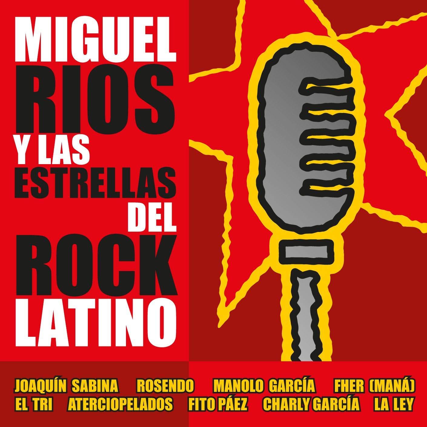 Miguel Ríos y Las Estrellas del Rock Latino : Miguel Ríos, Miguel Ríos: Amazon.es: Música