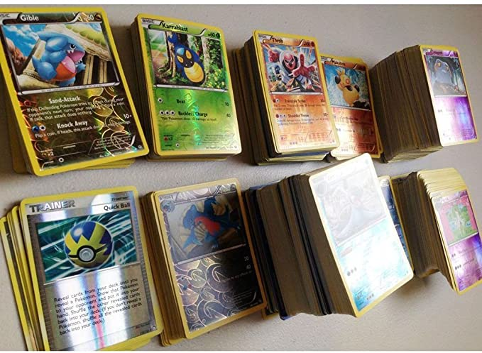 Holo Rares /& Ultra Rare Pokemon TCG 100 Card Lot Guaranteed Reverse Holos