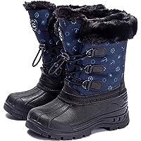 HOBIBEAR Kids Winter Snow Boots (Toddler/Little Kid/Big Kid) (various styles/sizes)