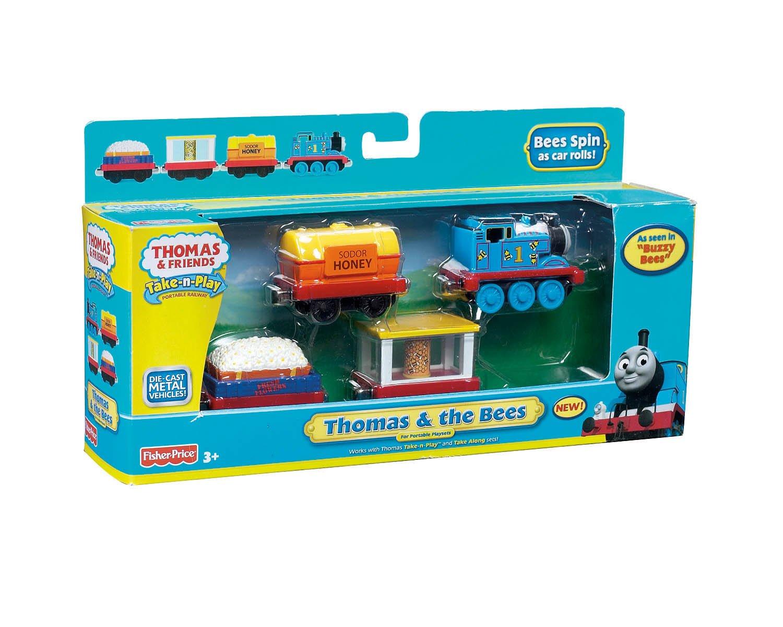 Thomas & Friends Take-n-Play, Thomas & The Bees