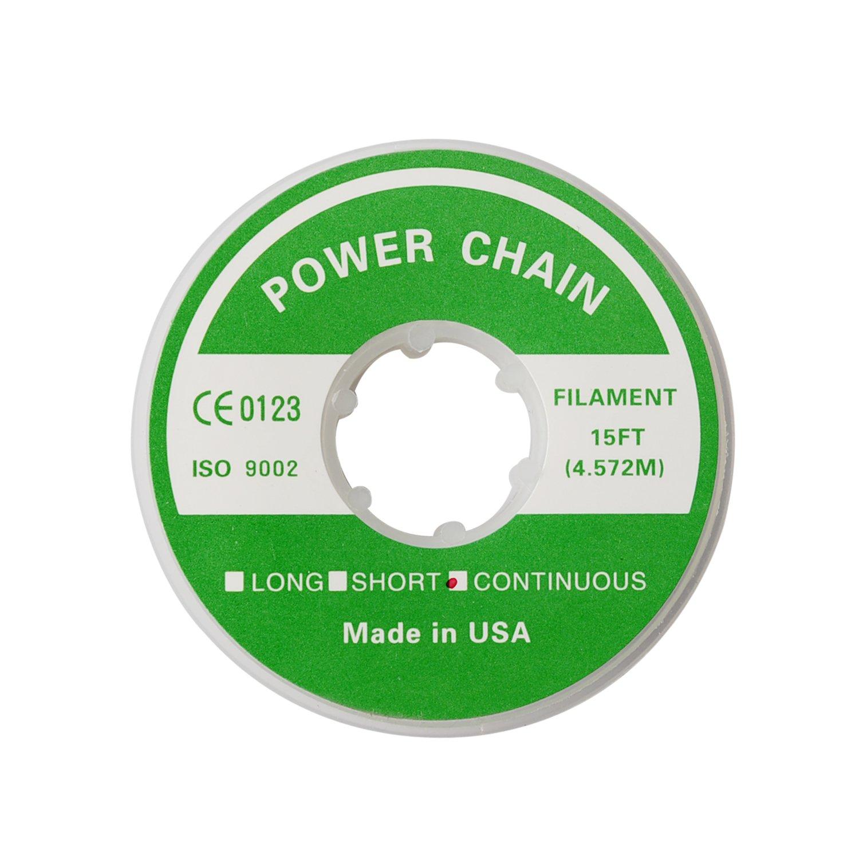 Amazon.com: AZDENT® Orthodontics Elastic Ultra Power Chain Multi ...