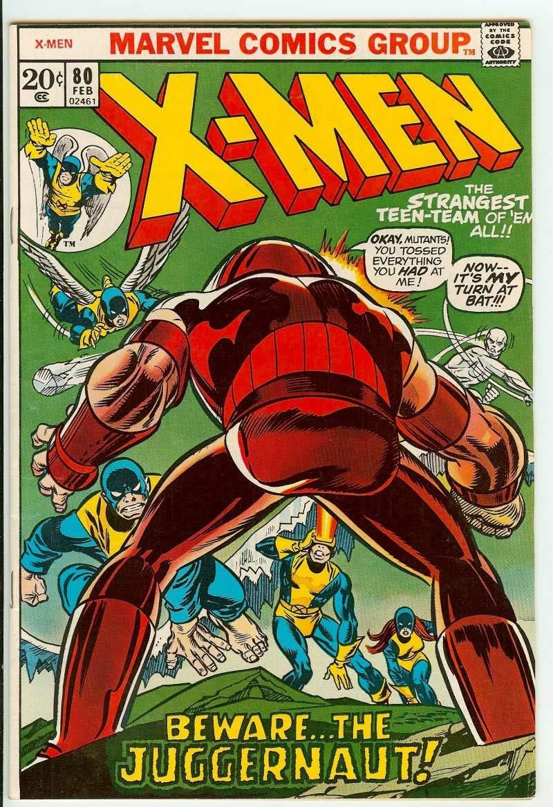 Amazon.com: X-MEN #80 7.0: Entertainment Collectibles