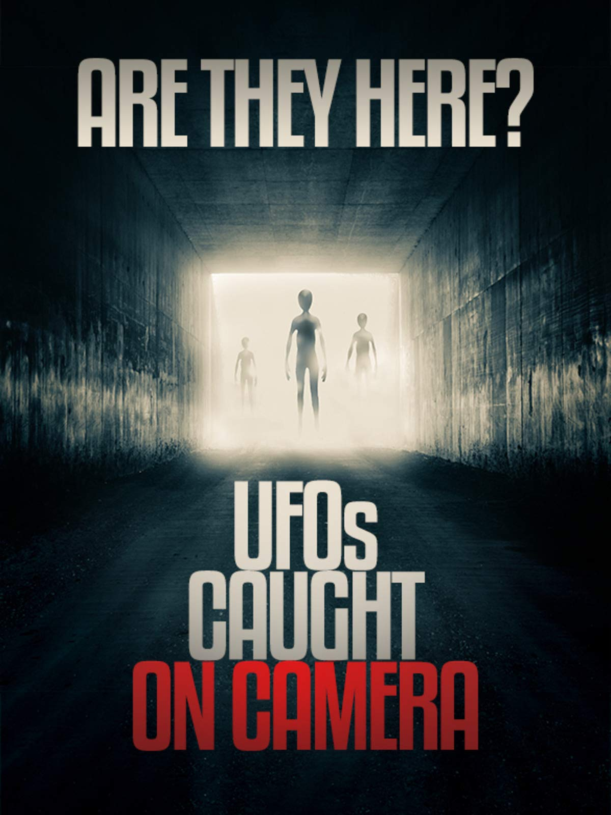 Are They Here? UFOs Caught on Camera on Amazon Prime Video UK