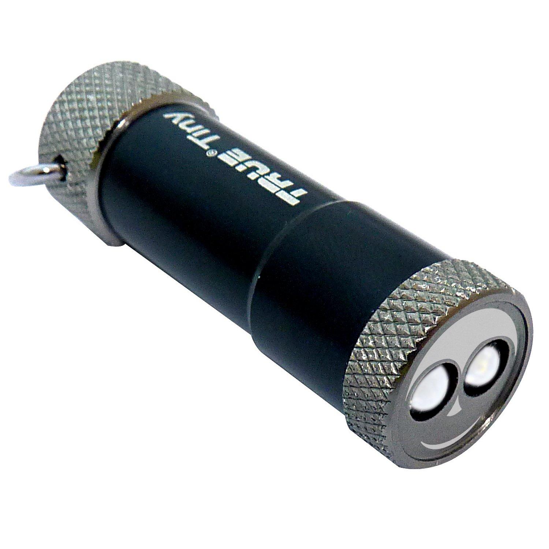 True Utility Tiny Torch Linterna, Hombres, Negro, Talla Ú nica Talla Única TU284B