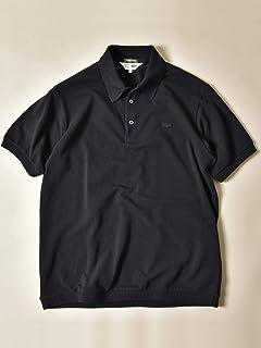 Classic Knit Rib Polo 112-12-1021: Black