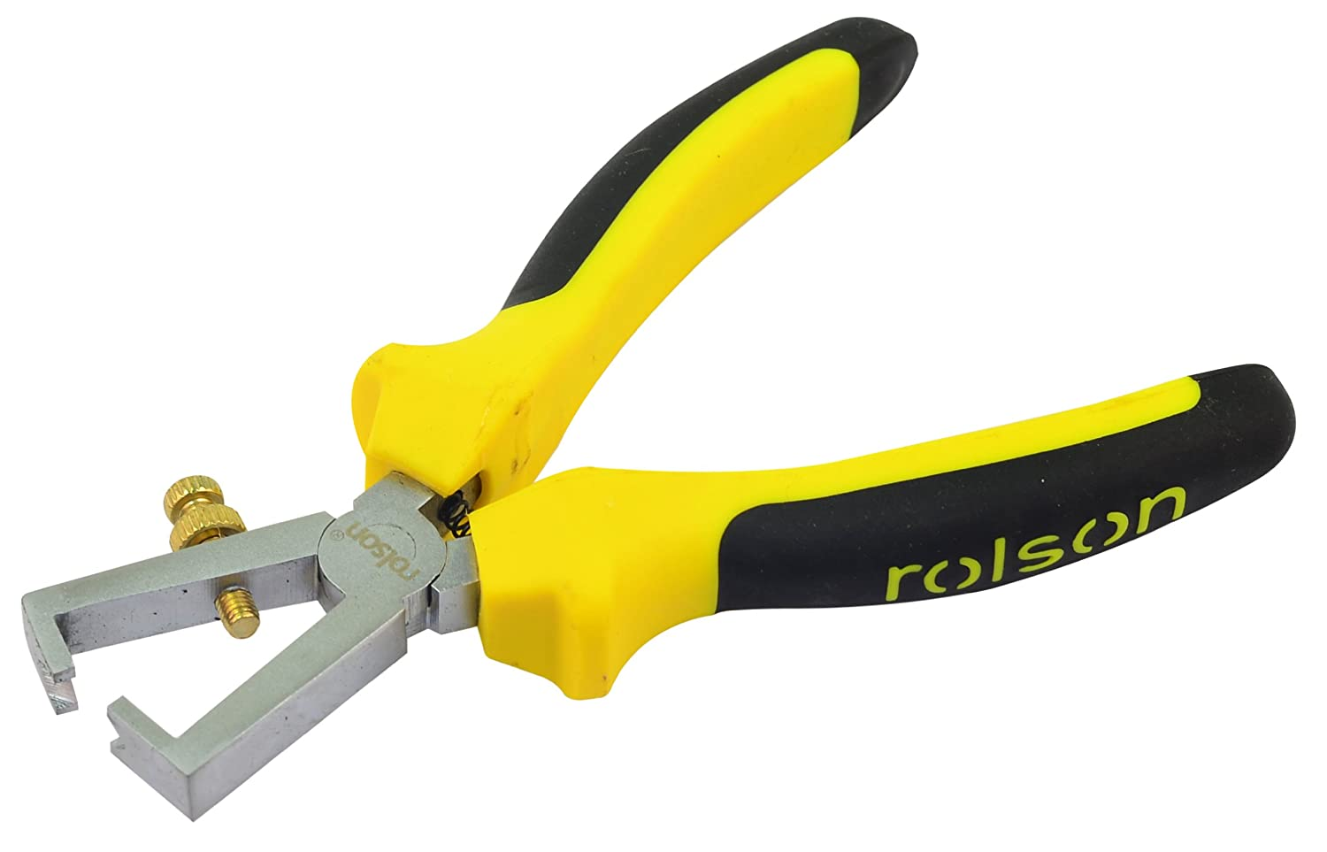 Rolson 21024 Wire Stripping Pliers, 150 mm
