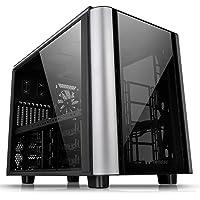 Thermaltake Level 20 XT E-ATX Extreme LCS Capable Split Level Modular Gaming Cube Case CA-1L1-00F1WN-00