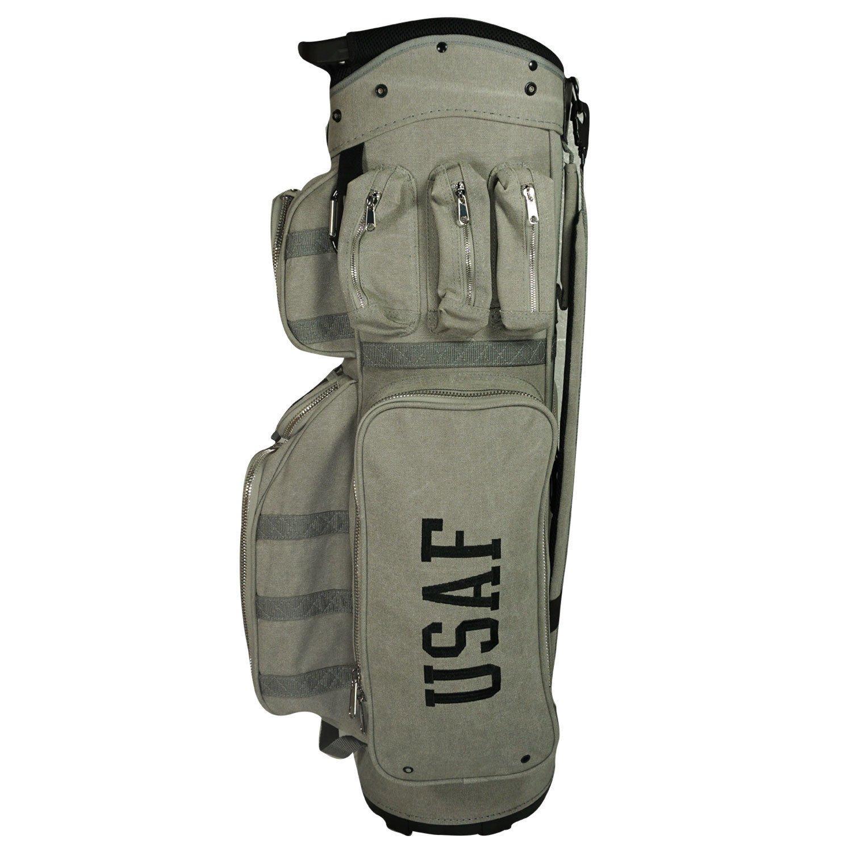 Hot-Z Golf Active Duty Cart Bag Air Force