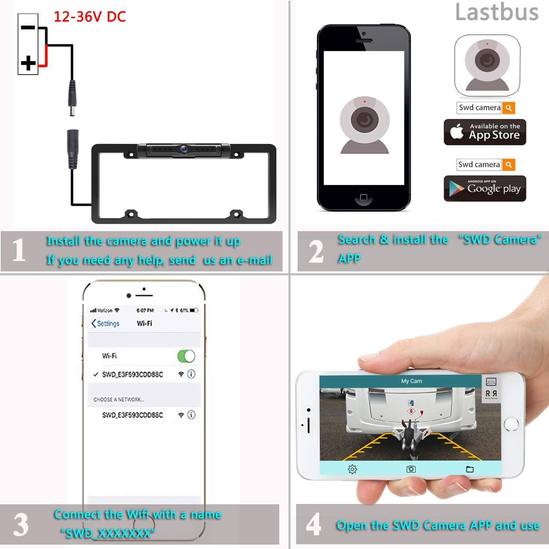 wireless backup camera