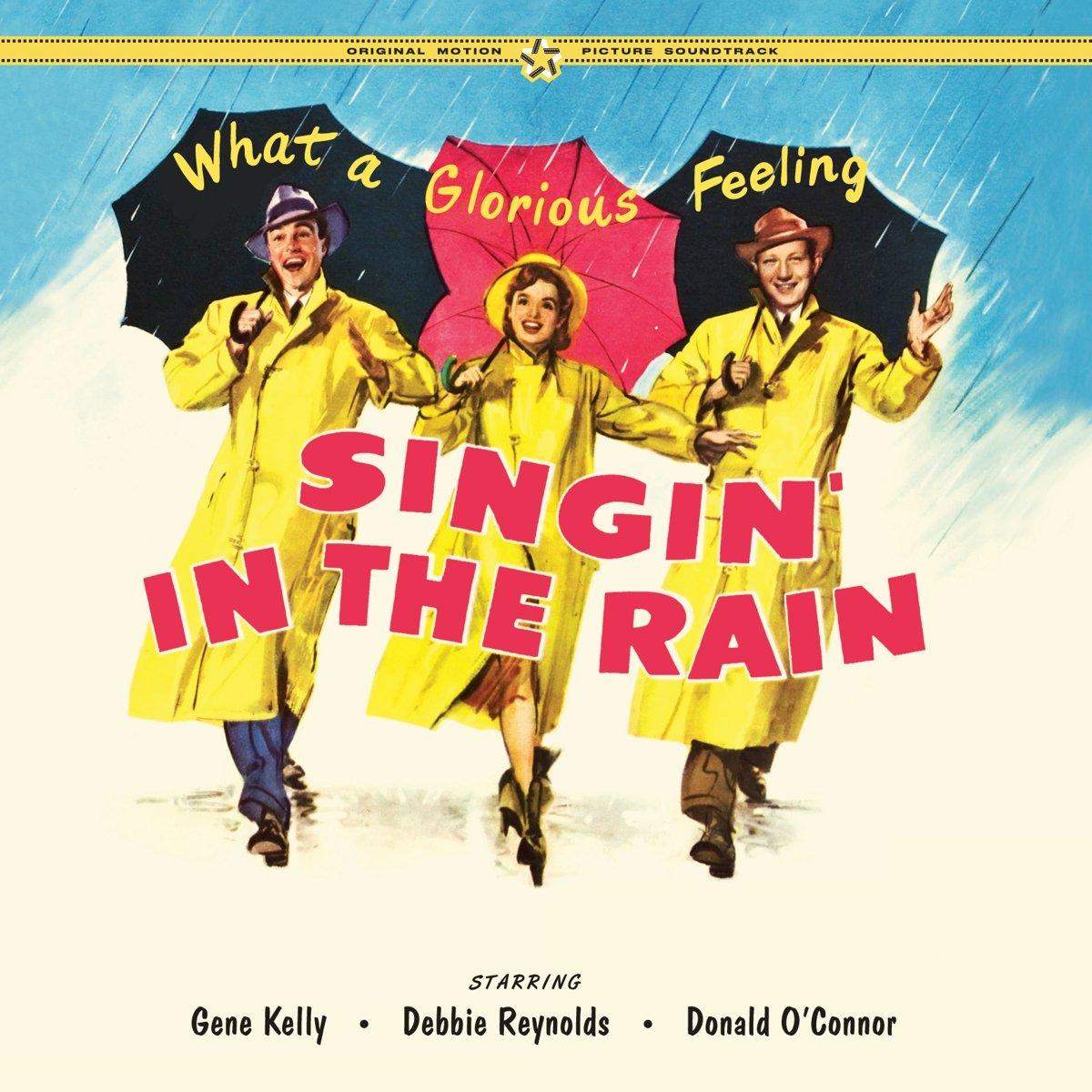 Vinilo : Singin in the Rain / O.S.T. - Singin In The Rain (original Soundtrack) (180 Gram Vinyl, Bonus Track, Remastered, Spain - Import)