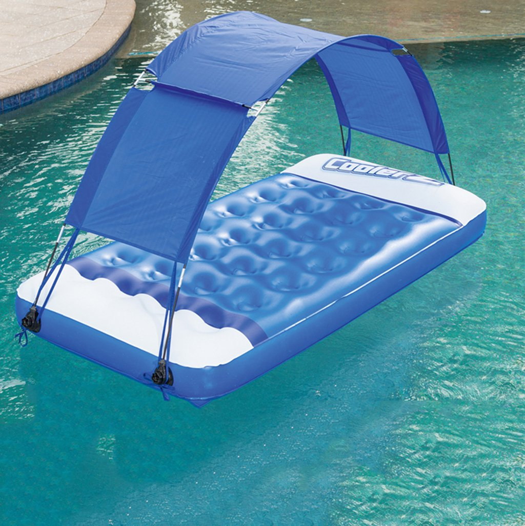 XINGQIANRU Wasser Aufblasbare Matratze Erwachsene Schwimmring ...