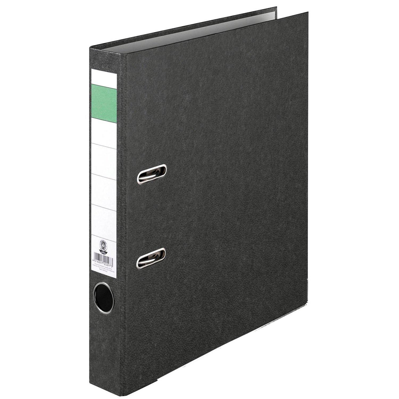 Unipapel 524123 - Archivador (tamaño DIN A4, con protección de cantos), color verde: Amazon.es: Oficina y papelería