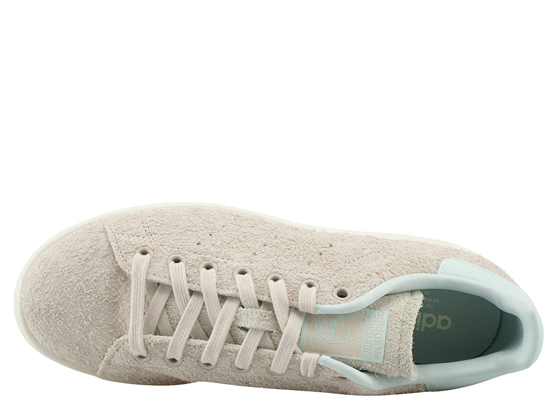 Adidas Stan Smith W Scarpa Scarpa Scarpa Marrone vapour verde f5e14a