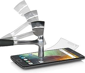 StilGut, pellicola protettiva ultraresistente in vetro temperato per OnePlus 2 (2 pezzi)