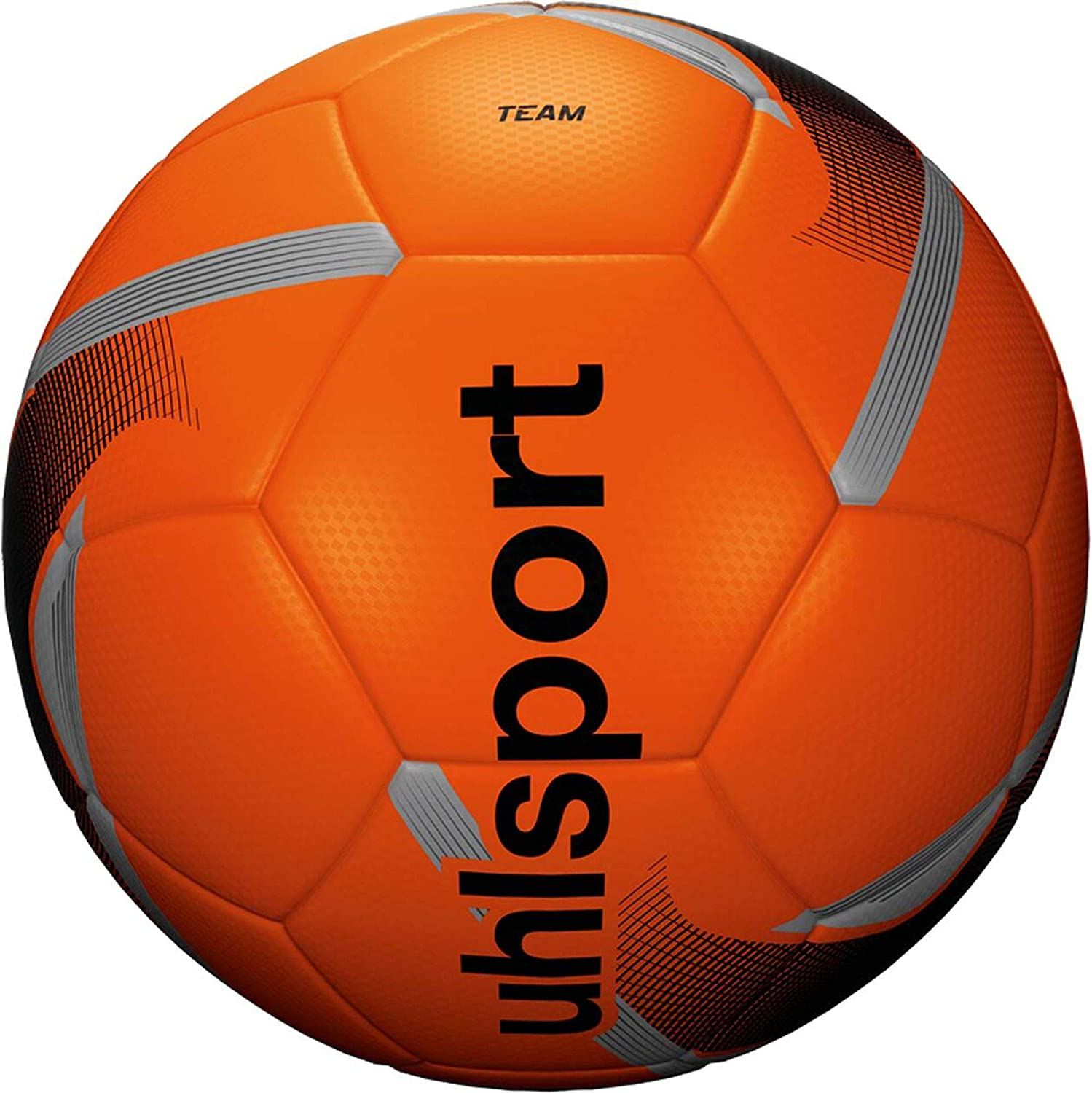 uhlsport Team Balón, Adultos Unisex, Naranja, 5: Amazon.es ...