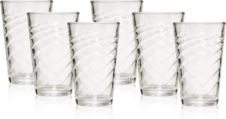 Bezrat Highball Glasses 6 Pack