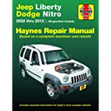 Jeep Liberty & Dodge Nitro 2002-2012 Haynes Repair Manual: (Does not include information specific to diesel models…