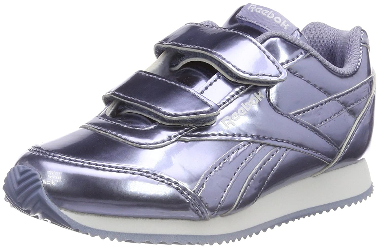 2c7739ba637 Reebok Unisex Kids  Royal Classic Jogger 2.0 2v Gymnastics Shoes   Amazon.co.uk  Shoes   Bags