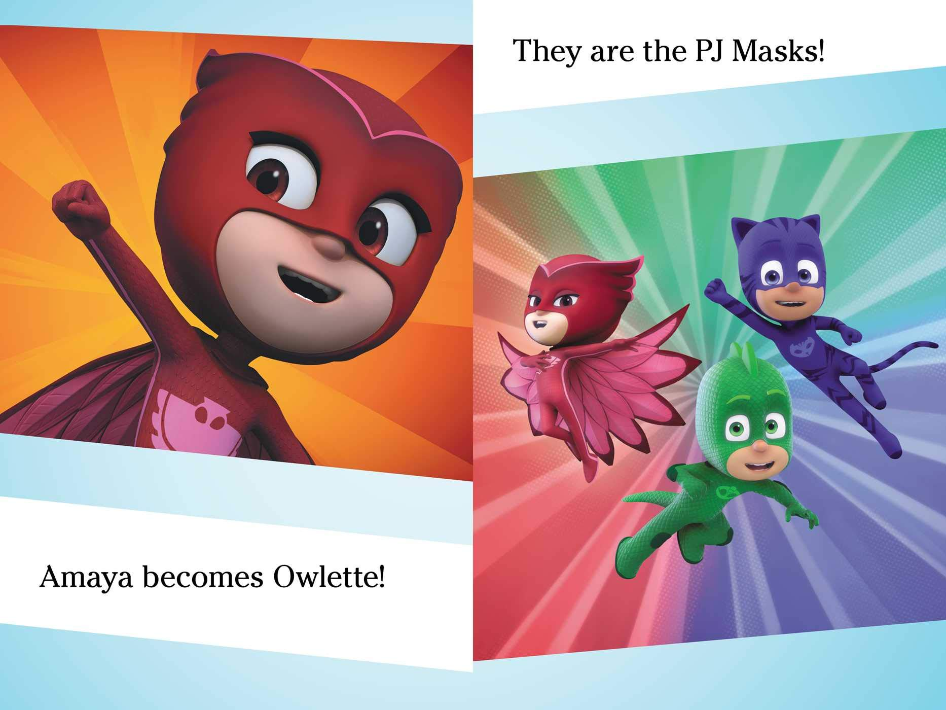 Race to the Moon!: Ready-To-Read Level 1 (PJ Masks: Ready to ...