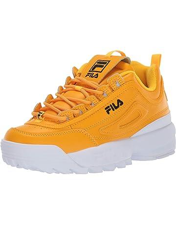 185aa22f5d16a Fila Women's Disruptor Low Wmn 1010302-1fg Top Sneakers