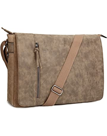 4bb1a2f0045b Laptop Messenger Bag 16.5 inch for Men and Women