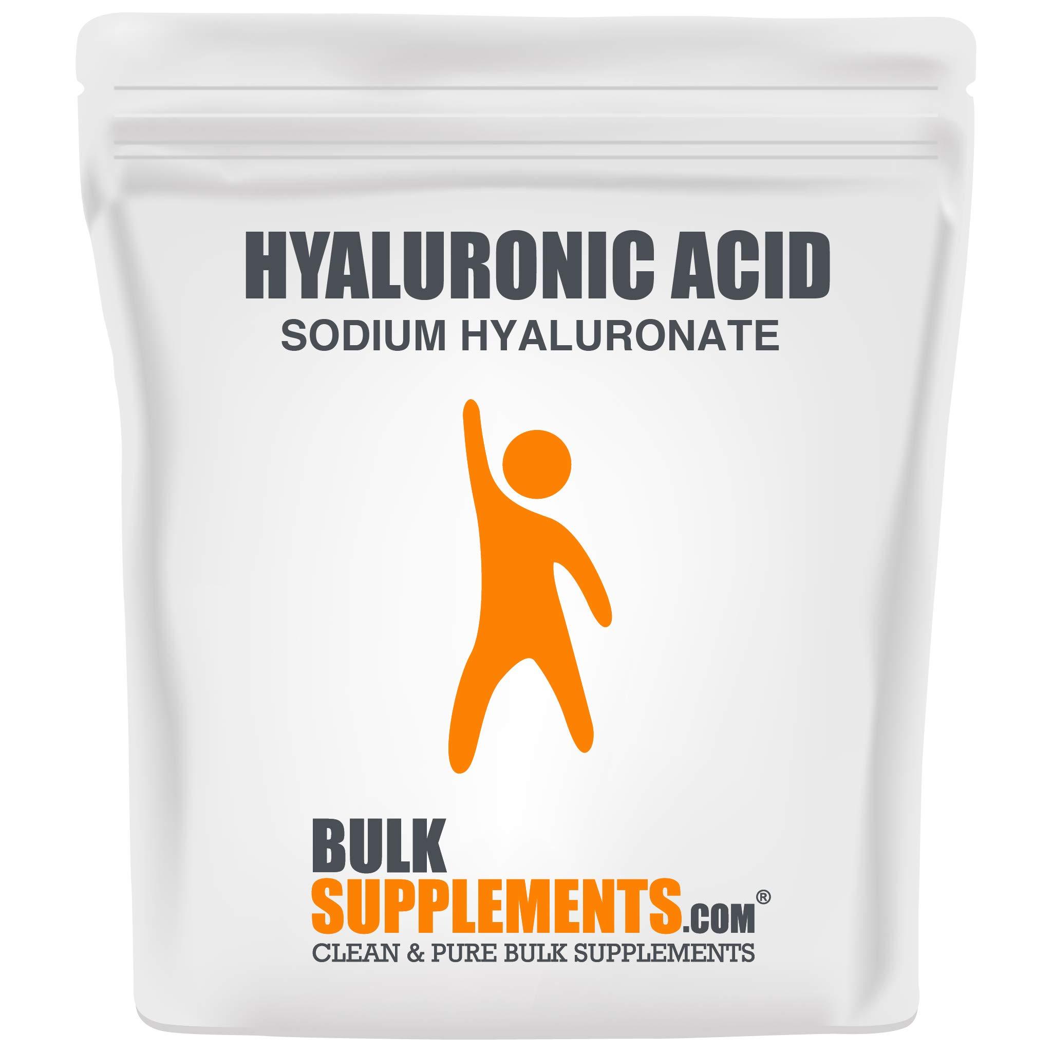 BulkSupplements.com Hyaluronic Acid