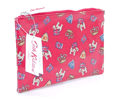 Cath Kidston Royal Stan - Monedero con Cremallera: Amazon.es ...