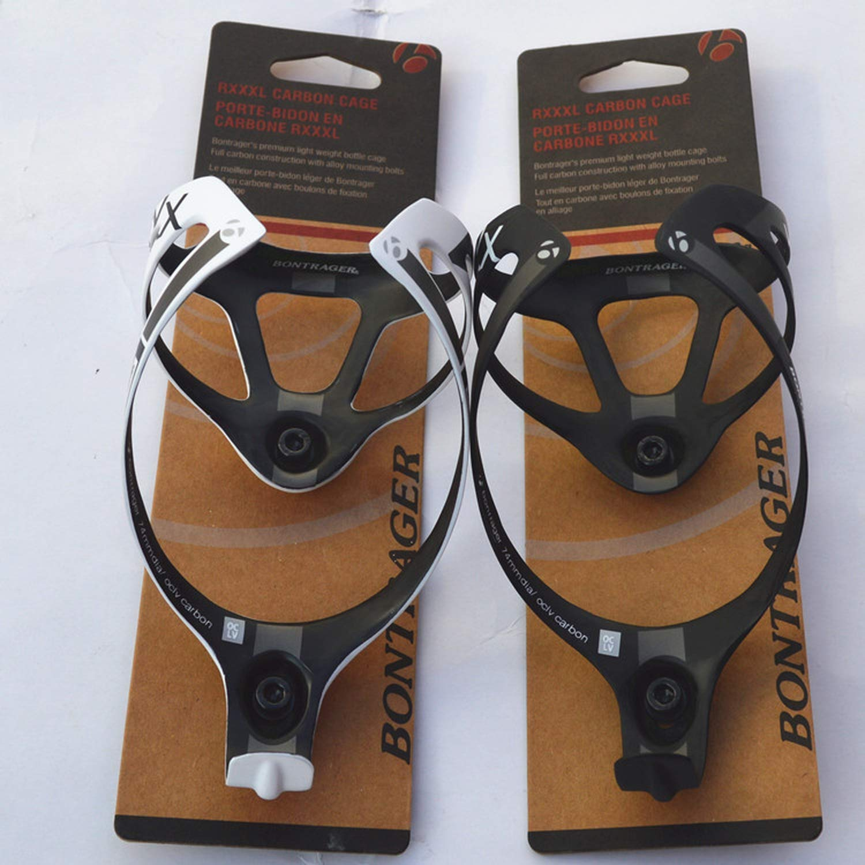 PENVEAT 2/Pcs Full Carbon Fiber Flaschenhalter Flaschenhalter Fahrrad-Zubeh/ör mit Paket Matt Finish 2/Farben 16/g