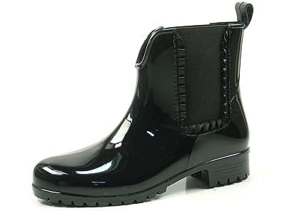 1819c1dcb7dc39 Tamaris 1-25989-39-001 Damen Stiefeletten Chelsea Boots Gummistiefel   Amazon.de  Schuhe   Handtaschen