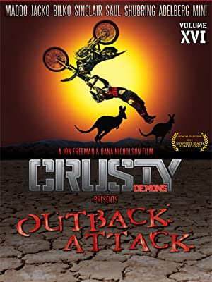 Watch Crusty Demons 16 Outback Attack Prime Video