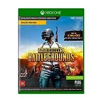 GAME PLAYERUNKNOWN'S BATTLEGROUNDS - XBOX ONE