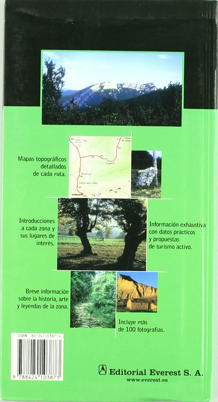Visita Montes y Senderos de Navarra Visita / Serie Verde ...