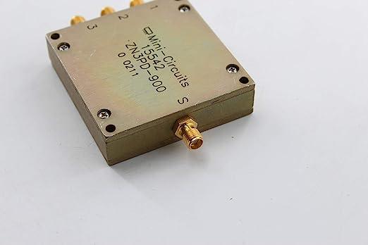 Amazon com: Mini-Circuits ZN3PD-900 DC Pass Power Splitter