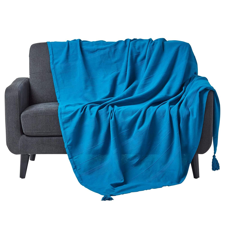 Homescapes Rajput - Cojín de algodón, diseño Cuadrado, Color ...