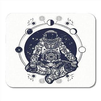 Alfombrilla Gaming con Alfombrilla para Juegos Astronauta En La ...