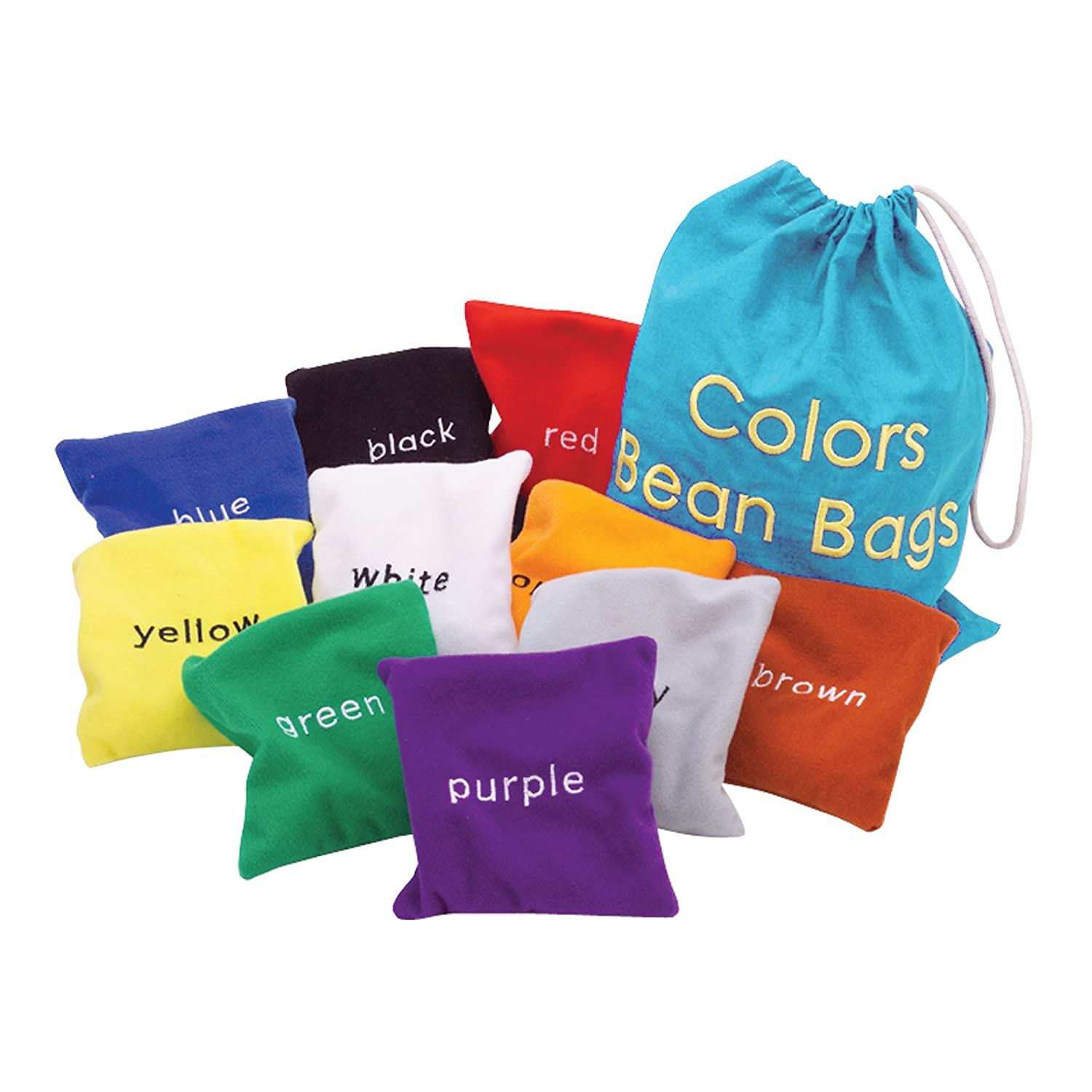 Amazon.com: Educational Insights Educational Toys - Colors Beanbags: Toys &  Games