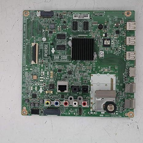 Lg EBU63163901 placa principal EAX66202603 (1.0): Amazon.es: Electrónica