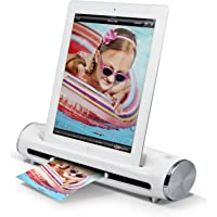 Ion Docs 2 GB, Document and Photo Scanner Stand for iPad, White