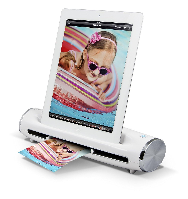 Ion Docs 2Go, Scanner Dokumente und Fotos zu eigenen für iPad, Weiß DOCS2GO White