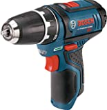 Bosch Bare-Tool PS31BN 12-Volt Max Lithium-Ion 3/8-Inch 2-Speed Drill/Driver  with Exact-Fit L-BOXX Tool Insert Tray