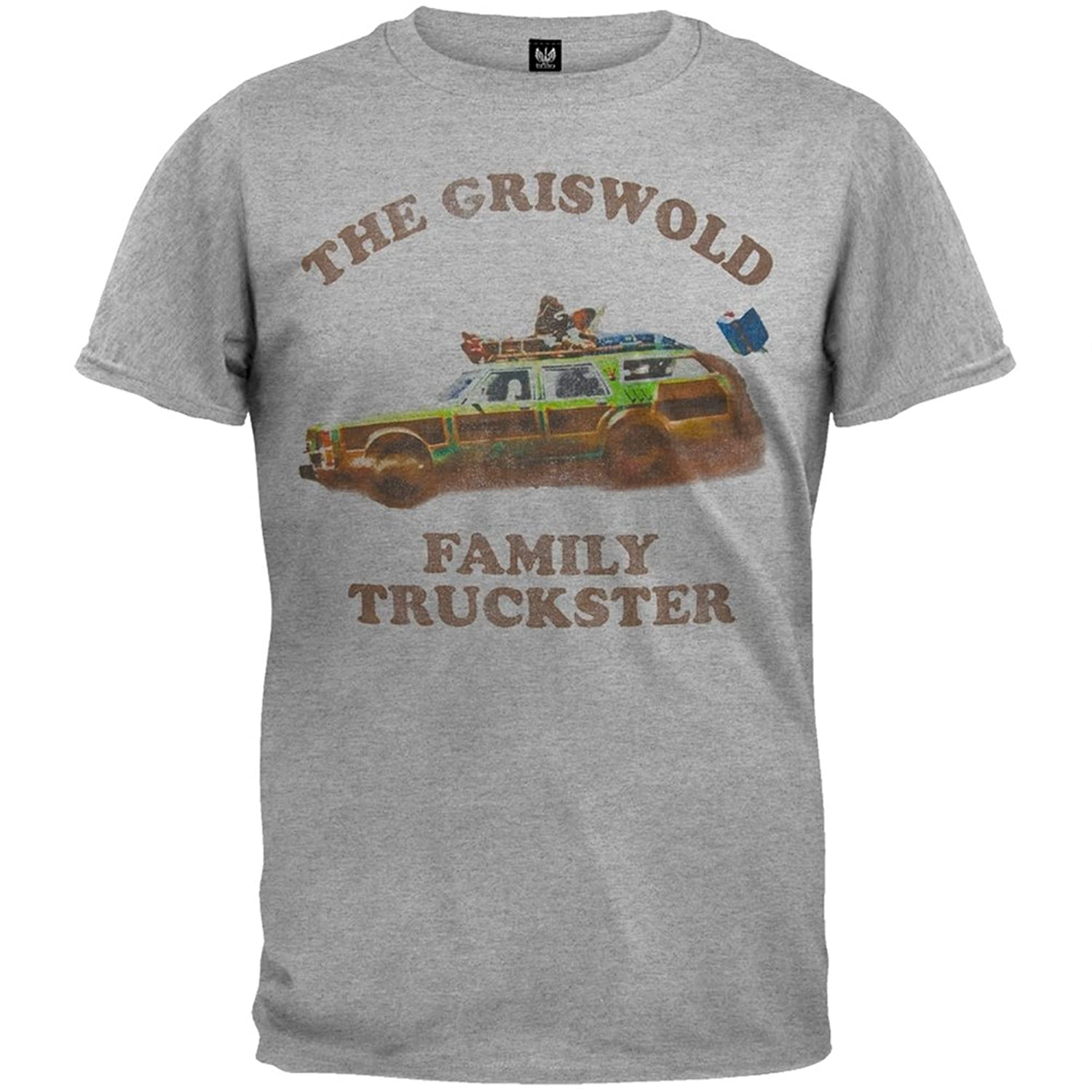 Amazon Com National Lampoons Vacation Family Truckster Soft T